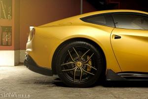 DMC Ferrari F12 SPIA Middle East Special Edition