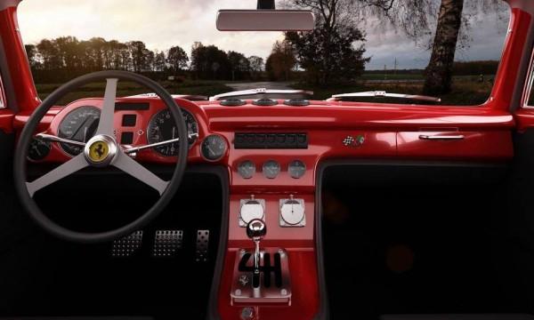 1952 Vignale Berlinetta Ferrari 340 Mexico5